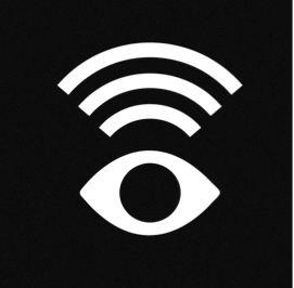 Ikonen som signalerar syntolkning: ett stiliserat öga med ljudvågor ovanför.